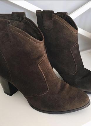 Классные осенние ботинки