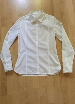 Белая рубашка the white company3 фото