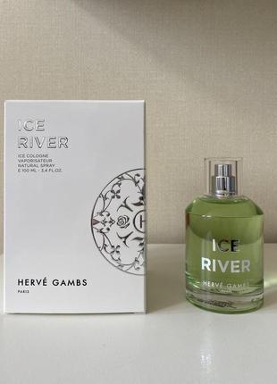 Унисекс парфюм ice river от herve gambs