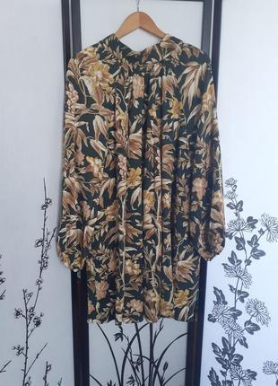 Платье вискоза большой размер батал