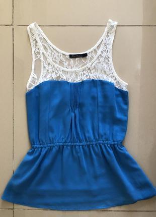 Кружевная блуза kira plastinina