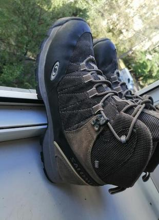 Salamon ботинки