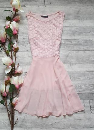 Нежное легкое платье atmosphere