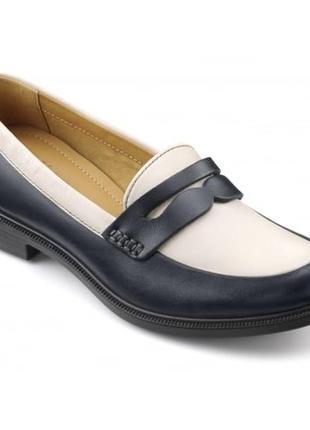 Фирменные мокасины туфли hotter