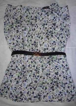 Нежная блузка calliope р.xs