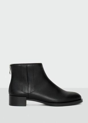 Демисезонные ботинки pull&bear оригинал р.37