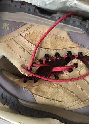 Мужские ботинки caterpillar