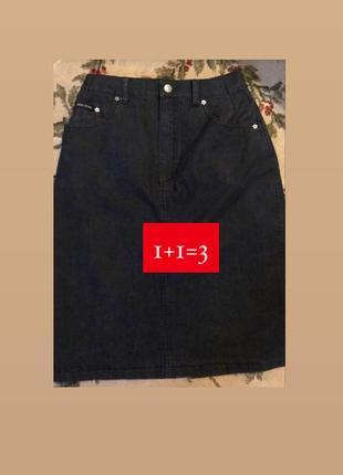Джинсовая юбка от berro sports
