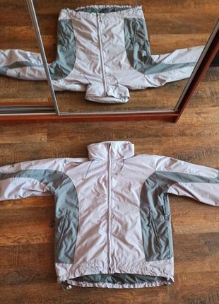 Мужская осеняя куртка helly hansen (курточка,пухан)