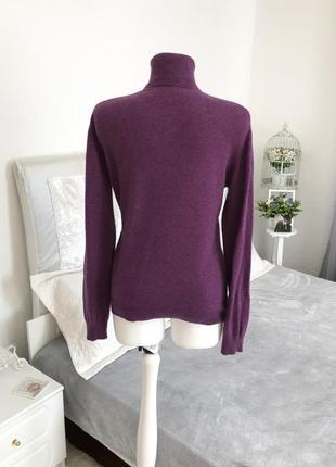 Кашемировый гольф / свитер люкс качества, 💯 % кашемир 😍 швейцария 🇨🇭3 фото