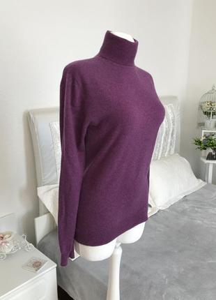 Кашемировый гольф / свитер люкс качества, 💯 % кашемир 😍 швейцария 🇨🇭2 фото