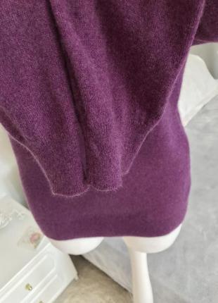Кашемировый гольф / свитер люкс качества, 💯 % кашемир 😍 швейцария 🇨🇭5 фото