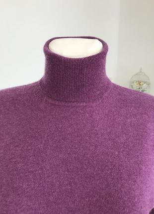 Кашемировый гольф / свитер люкс качества, 💯 % кашемир 😍 швейцария 🇨🇭6 фото