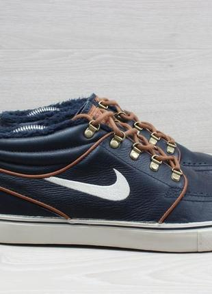 Ботинки nike stefan janoski sb, оригинал, размер 43 - 44 (утепленные кроссовки)