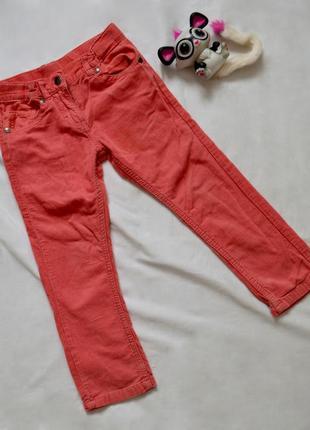 Вельветовые штанишки