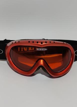 Sinner оригинал лыжные очки