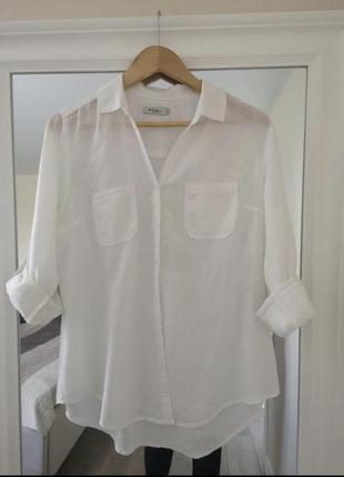 Рубашка colins лен
