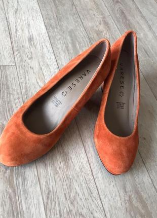 Замшеві туфлі / замшевые туфли