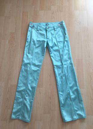 Шелковые штаны