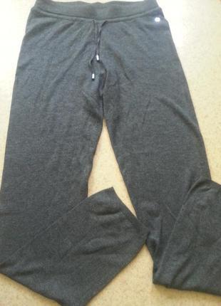 Вязаные штаны. blue motion.