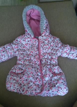 Курточка на девочку ,1-2