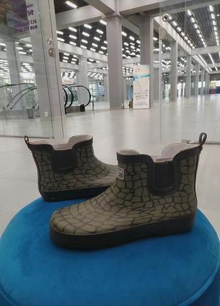 Резинові чоботи для хопців