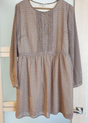 Легесенька ніжна сукня clockhouse