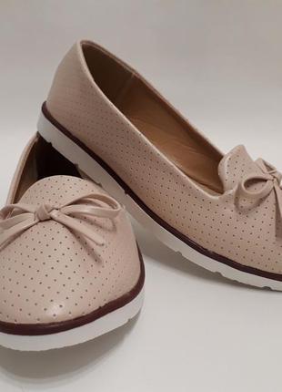 Женские балетки (туфли, мокасины) наложенный платеж