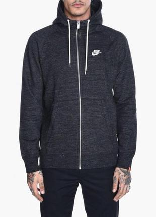 Крутейшее зип-худи (толстовка, батник) от nike legacy hoodie