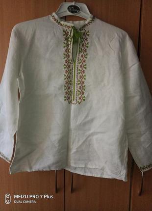 Вышиванка рубашка