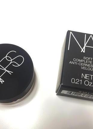 Консилер nars soft matte complete concealer оригинал без пары затестов