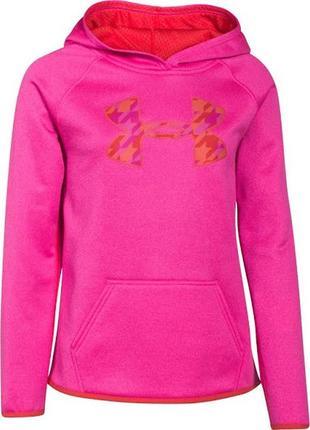 Очень классное худи (толстовка, батник) от under armour xstorm1 fleece hoodie big logo