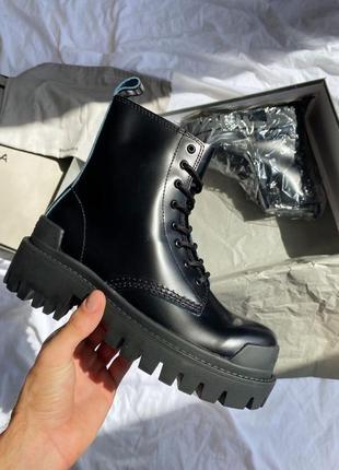 Женские демисезонные ботинки в стиле balenciaga🔥хит сезона