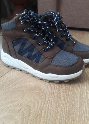 Ботинки хайтопи h&m