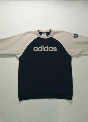 Толстовка свитшот кофта adidas uk 30/32 10-12 лет рост до 152 см