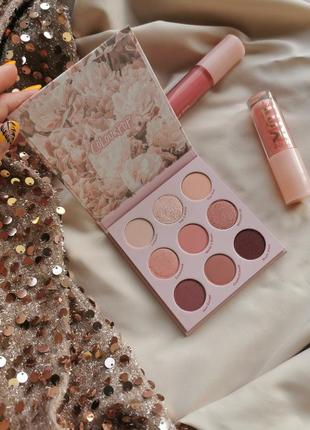 Палетка теней blush crush colourpop