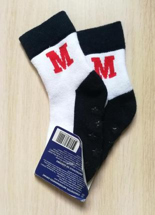 Махровые носки носочки противоскользящие