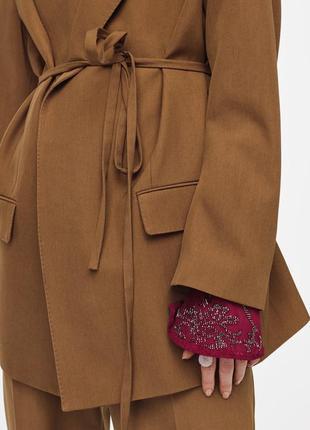 Новый пиджак zara из лимитированной коллекции4 фото