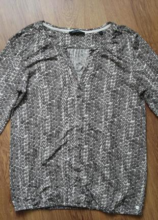 Трикотажная блуза marc o polo