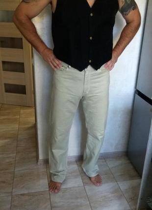 Мужские джинсы на высокого парня. джинси чоловічі. штаны коттоновые.