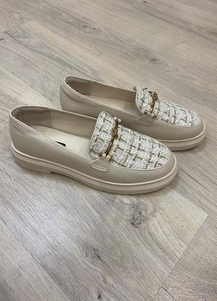 Женские туфли, лоферы , жіноче взуття лофери