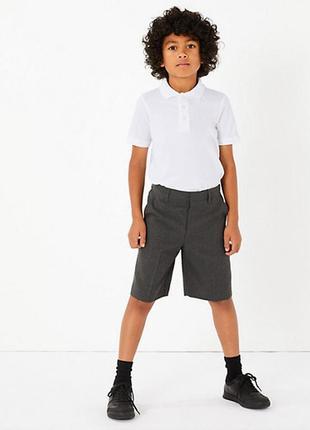 Классические шорты tu на мальчика 4 лет, 104 см