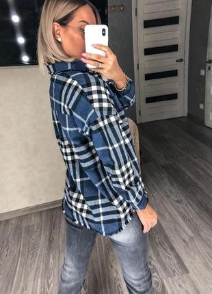 Тёплая рубашка5 фото