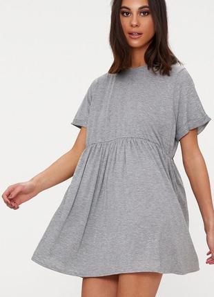 Оверсайз платье вискоза базовая вещь платье свободного кроя