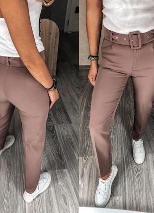 Брюки штаны женские