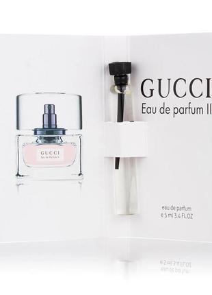❤️ мини парфюм с феромонами ❤️ акция 3+1❤️gucci eau de parfum ii 💥