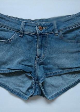 H&m divided джинсовые шорты для тверка