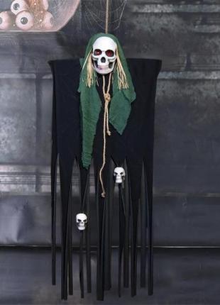 Хэллоуин декор элемент фото зоны фото сессия - призрачный череп