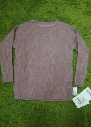 Красивый тёплый свитер name it  3-4 года
