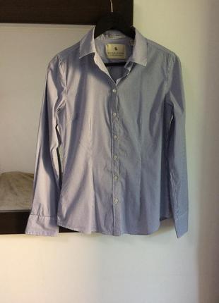 Рубашка maison scotch размер м l оригинал